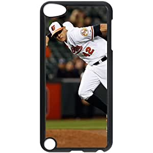 MLB IPod Touch 5 Black Baltimore Orioles cell phone cases&Gift Holiday&Christmas Gifts NADL7B8826619
