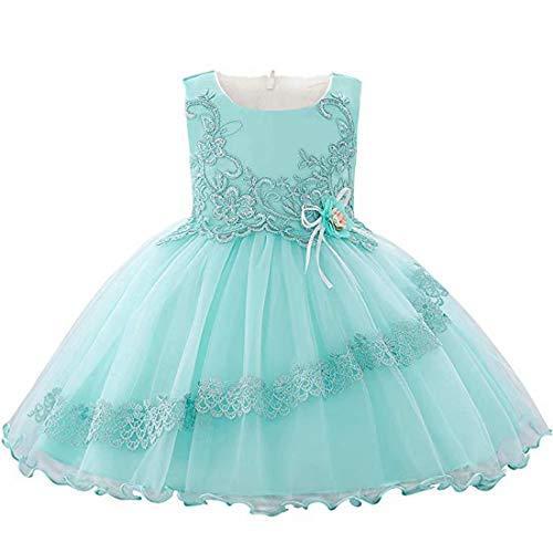 Baby dress baptism dresses for baby girls dresses baby girl dress christening dresses for baby girl wedding dress dress for girls baby girl dress easter dresses for baby girls (Tiffany Blue, 90)]()