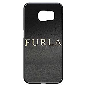 Furla Brand Mark SamSung Galaxy S6 Edge Plus Funda Case, Durable Protective Ultra Thin Hard Plastic Funda Case for Guys Fit For Galaxy S6 Edge Plus (NOT Fit For S6/S6 Edge)