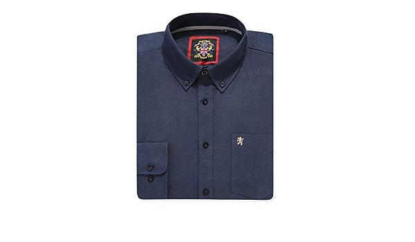 Janeo Mens Shirts - Camisa Formal - para Hombre Azul Azul ...