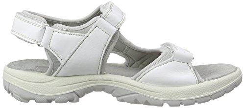 3 Manitu Bout Femme Weiß Blanc 910661 Ouvert Y6q7YA