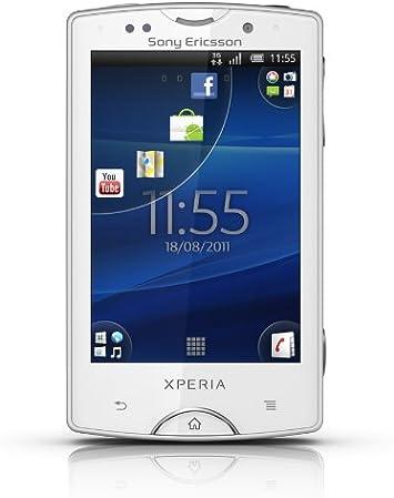 Sony Mini Pro - Smartphone libre Android (pantalla táctil de 3 ...