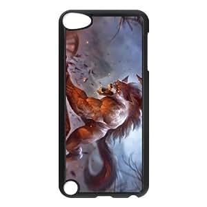 ipod 5 phone case Black Warwick league of legends SDF4532793