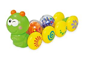 Earlyears Click, Rattle n Roll Caterpillar (Discontinued by Manufacturer)