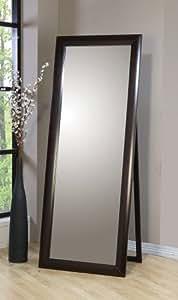 Coaster Home Furnishings 200417 Casual Contemporary Mirror, Cappuccino