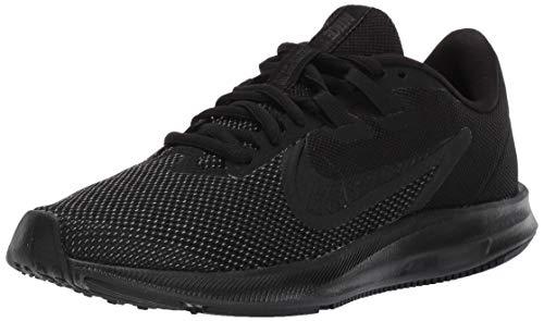 Nike Women's Downshifter 9 Running Shoe, Black-Anthracite, 7.5 Regular US