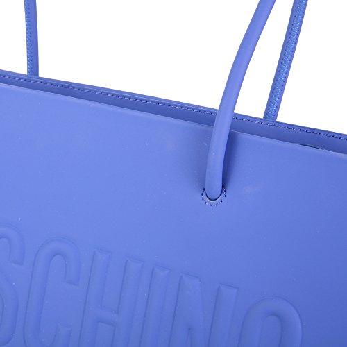 Sac taille pour unique main Bleuet bleu à Moschino femme Bleuet 6tdp0xqqw