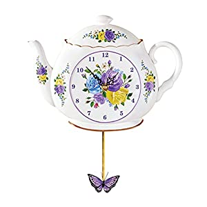 Collections Etc Charming Teapot...