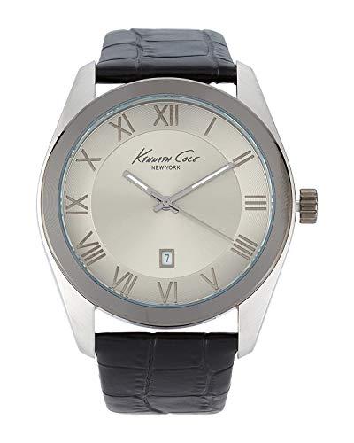 Kenneth Cole New York Three-Hand Brass Men's watch #KCW3052