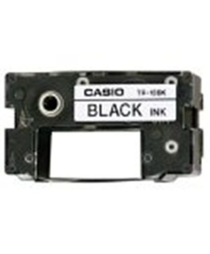 Casio Ink Ribbon Cassette (Csotr18Bkus Ribbon F Cw50 & Cw75 Bk)