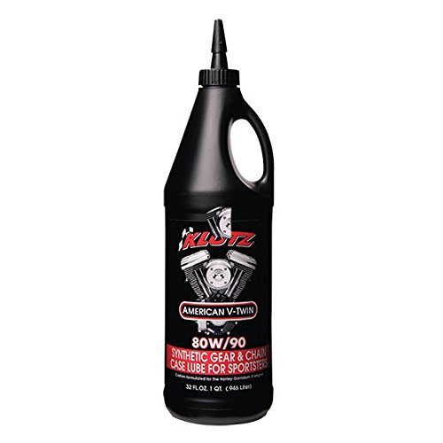American V-Twin Gear and Chain Case Lubricant, 32 Ounce Quart