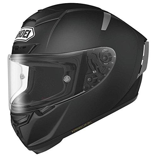 - Shoei Unisex-Adult Full-face-Helmet-Style X-Fourteen (Matte Black X-Large