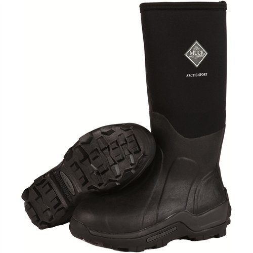 Muck Boot Company Men's Arctic Sport Boot 11 Black