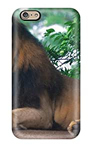 Premium QdXDOcw7612BntHp Case With Scratch-resistant/ Lion King Of Zoo Case Cover For Iphone 6