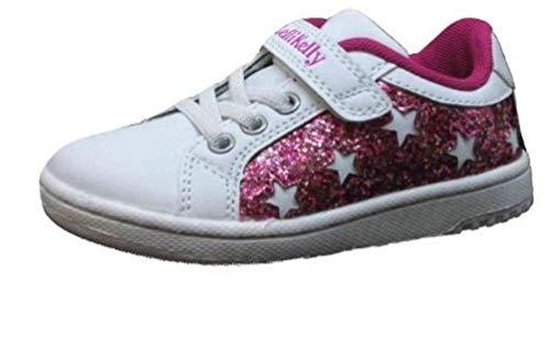 Bianco Kelly Fucsia Ibq6ufny Star Lk7810 Lelli Glitter ybYvIf76g