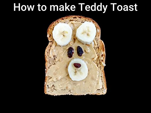 How to make Teddy Toast ()