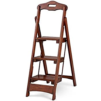 Amazon Com Cosco Two Step Rockford Wood Step Stool