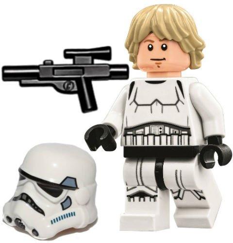 Luke Skywalker Stormtrooper Disguise (LEGO Star Wars Death Star Minifigure - Luke Skywalker Stormtrooper Disguise (75159))