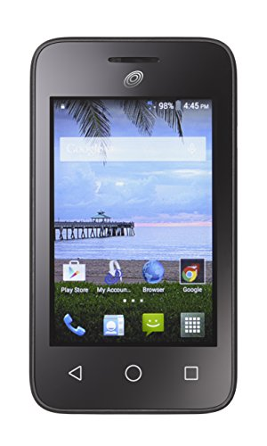 Net10 Alcatel Pixi Glitz Android GSM 4G LTE Smartphone by Net10