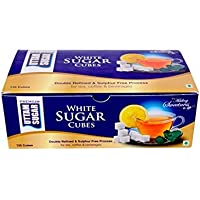 Uttam Sugar White Sugar Cubes, 500g