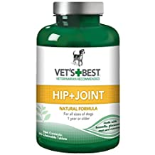 Vet's Best Hip and Joint Level 1, 90 Tablets