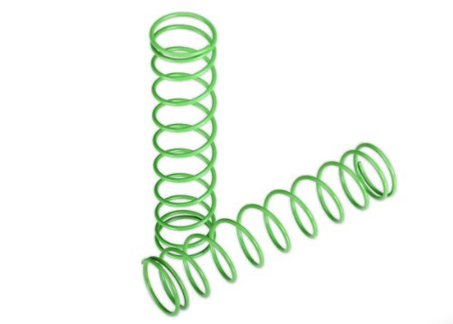Traxxas 3757A Green Rear Springs (pair)