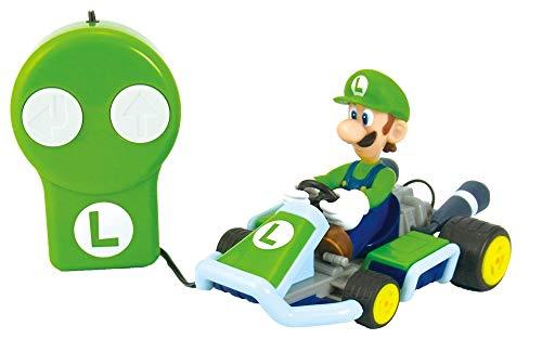 [해외]리모트 컨트롤 카 마리오 카트 7 루이지 / Remote control car Mario Kart 7 Luigi