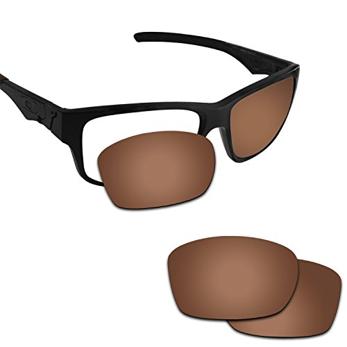 Fiskr Polarized Replacement Lenses for Oakley Jupiter Squared - Jupiter Oakley Squared Lenses