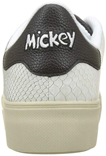 Femme Basses Shoes Mickey Desigual Sneakers Star w0vnqS