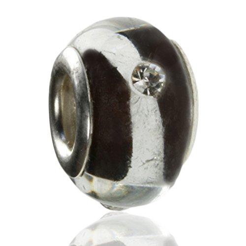 Hidden Gems argenté charme européen perle