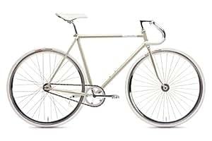 Creme solo speeder bike solo vinilo, mercurio, altura del marco: 55 centímetros, reifengröãÿe: 28 pulgadas (72 cm), bi-cre 2101 125 55
