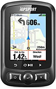 iGPSPORT iGS620 GPS Cycling Bike Computer Map Navigation Wireless Waterproof Cycle Computer Compatible with AN