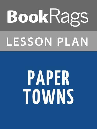 Paper Town Ebook