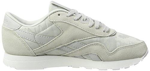 Reebok Women's Cl Nylon Gymnastics Shoes Grey (Hs- Skull Grey/White) outlet big sale pictures online buy cheap original m4XSLNF9n