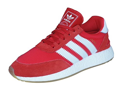 Iniki Shoes Originals Red Runner I Blue Mens 5923 Adidas Trainers UqC5Ow5x