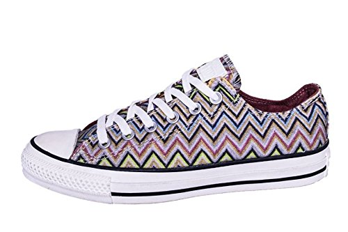 Converse All Star Women#039s Ct Ox Lucky Stone and Eg Lucky Stone Size 8 146755c