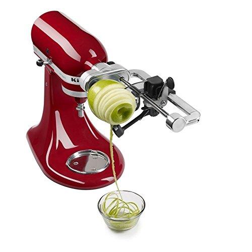 KitchenAid KSM1APC Spiralizer Attachment with Peel, Core and (Pasta To Potato)