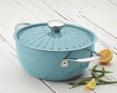 Rachael-Ray-Cucina-Hard-Porcelain-Enamel-Nonstick-Covered-Round-Casserole