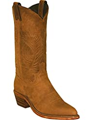 Abilene Womens Distressed Cowhide Cowgirl Boot Pointed Toe - 9057