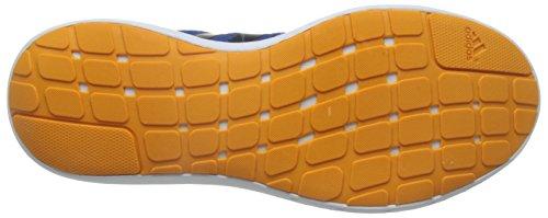 adidas Element Refresh M, Zapatillas de Running para Hombre Azul / Negro / Blanco (Eqtazu / Maruni / Eqtnar)