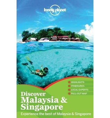 Lonely Planet Discover Malaysia & Singapore [With Map][LONELY PLANET DISCOVER MALAYSI][Paperback] pdf epub