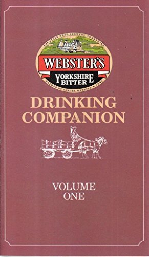 - Websters Yorkshire Bitter Drinking Companion Volume One 1