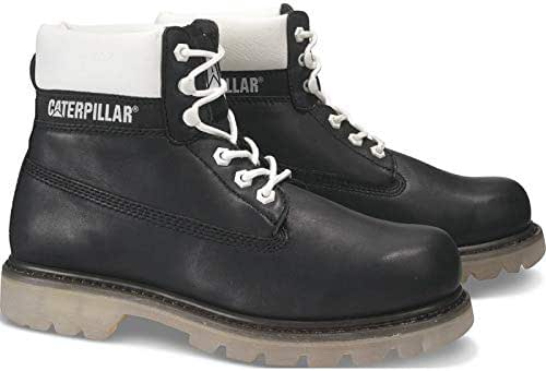 Caterpillar Black Lace Up Boot For Men