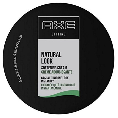 AXE Natural Look Hair Cream, Softening 2.64 oz