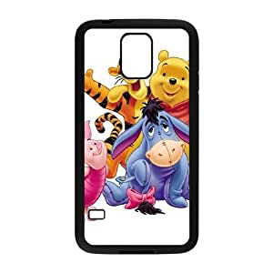 Winnie the Pooh Samsung Galaxy S5 Cell Phone Case Black Byavg
