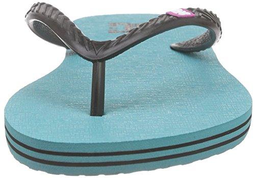 Tongs Blau DC SNDL Spray Bleu Shoes Teb Femme J 0Iw0Bx