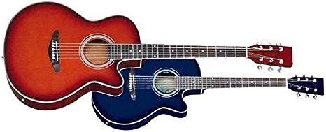 Rochester CFG3-BLS - Cfg3 bls guitarra electroacustica de 6 ...