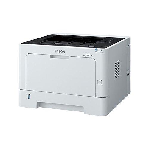エプソン A4モノクロページプリンター/30PPM/両面印刷/ネットワーク/耐久性10万ページ LP-S180DN AV デジモノ プリンター プリンター本体 14067381 [並行輸入品] B07L7P9VD1