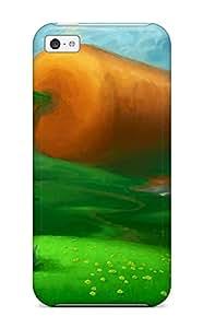 DanielFletcher Case Cover For Iphone 5c Ultra Slim BkLTwmz7551IEnFG Case Cover