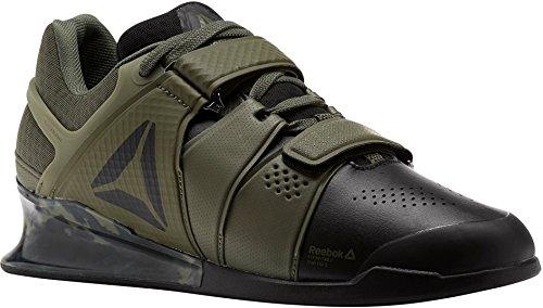 318b9a5840414 Reebok Legacylifter - Scarpe Pesistica Uomo - Men s Fitness Shoes (EU 42.5  - cm 27.5 - UK 8.5)  Amazon.it  Scarpe e borse